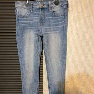 AE Super Super Stretch Jeans